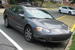 2001-2003 Chrysler Sebring coupe