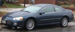 2004-2005 Chrysler Sebring coupe