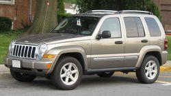2005–2007 Jeep Liberty