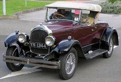1926 Chrysler Imperial Roadster