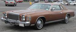 1978-1979 Chrysler Cordoba