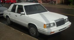 1985-1988 Chrysler LeBaron sedan