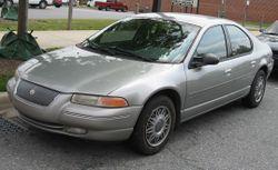 Pre-facelift Chrysler Cirrus