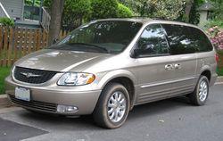 2001-2004 Chrysler Town & Country LWB LXi