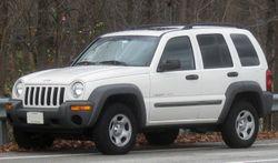 2002–2004 Jeep Liberty Sport