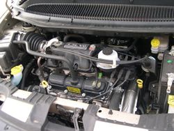3.3L Chrysler V6 in a 2005 Chrysler Town and Country