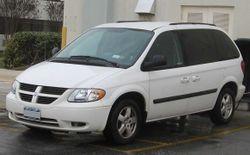2007 Dodge Caravan SXT (SWB model)