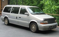 1992-95 Chrysler Town & Country