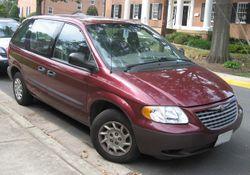 2001-2003 Chrysler Voyager