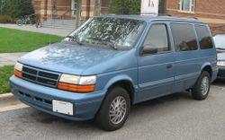 1994-1995 Dodge Caravan