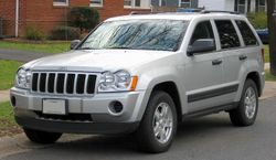 2005–2007 Jeep Grand Cherokee