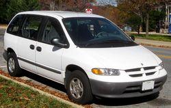 3rd-gen Dodge Caravan