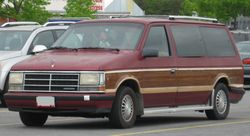 1987-1990 Dodge Grand Caravan