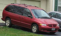 Dodge Grand Caravan ES