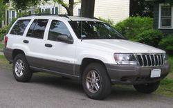 1999–2003 Jeep Grand Cherokee Laredo