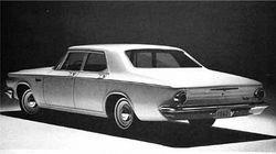 1963 Chrysler Newport sedan