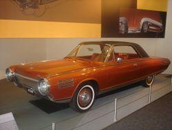 Chrysler Corporation Turbine Car