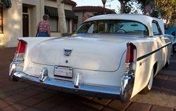 Chrysler 300B from the rear