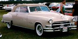 Chrysler Imperial Convertible 1951