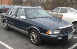 AA-body LeBaron sedan