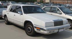1988-1991 Chrysler New Yorker