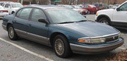 1995-1996 Chrysler New Yorker