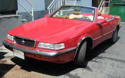 Chrysler TC by Maserati convertible