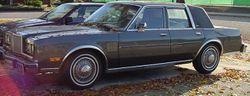 1983 Chrysler New Yorker Fifth Avenue