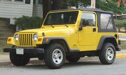 TJ Jeep Wrangler