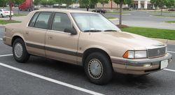 1989-1990 Plymouth Acclaim