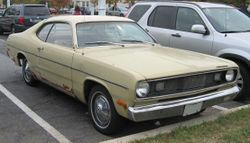 1971-2 Duster