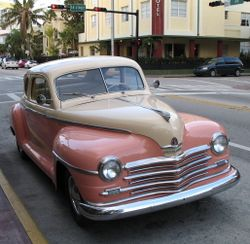 1948 Plymouth Special Deluxe Coupe