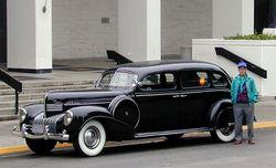 1939 Imperial C23 sedan